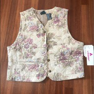 Lizxwear Quilted Vest